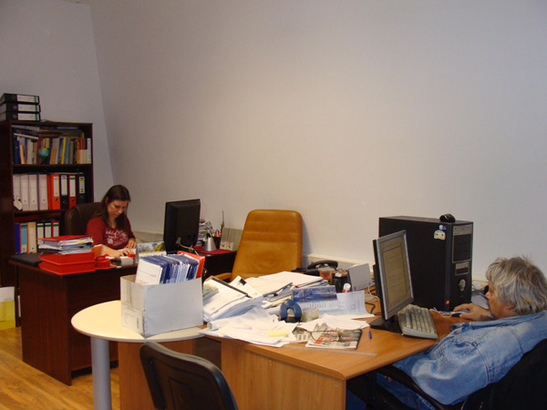 Financial Consulting Department